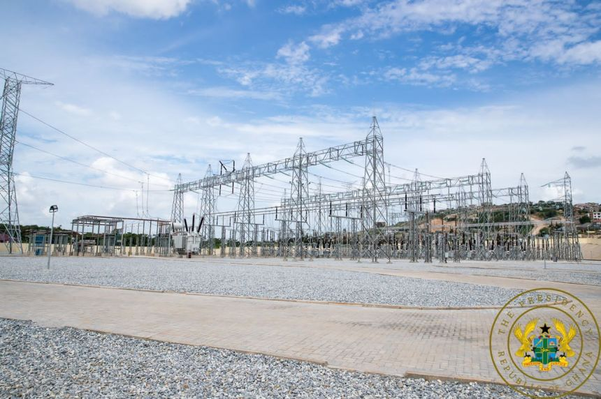 Electricity of Ghana picture